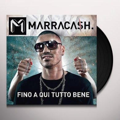 Marracash FINO A QUI TUTTO BENE Vinyl Record
