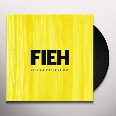 Fieh COLD WATER BURNING SKIN Vinyl Record