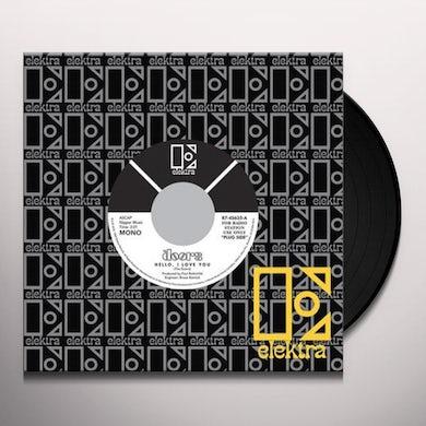 The Doors Hello, I Love You Vinyl Record