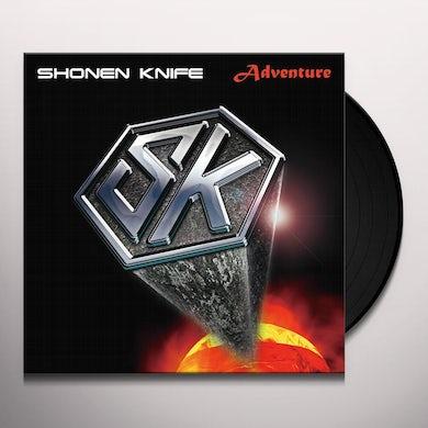 Shonen Knife ADVENTURE Vinyl Record