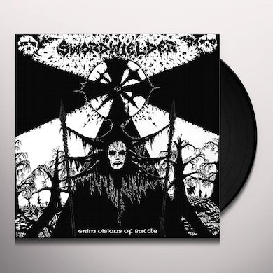 SWORDWIELDER GRIM VISIONS OF BATTLE Vinyl Record