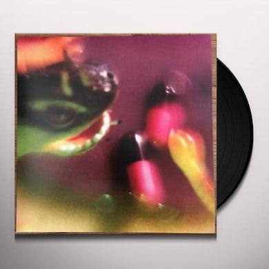 Bush Tetras TAKE THE FALL Vinyl Record