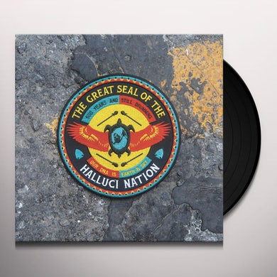 Tribe Called Red WE ARE THE HALLUCI NATION Vinyl Record