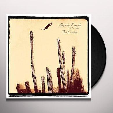 Alejandro Escovedo CROSSING Vinyl Record