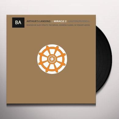 Arthur'S Landing MIRACLE 2 (REMIXES) Vinyl Record