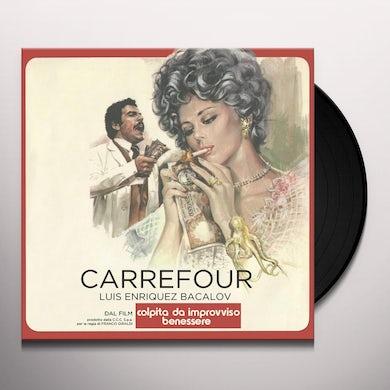 Luis Bacalov CARREFOUR SISTEMO L'AMERICA E TORNO / SEQ. 7 Vinyl Record