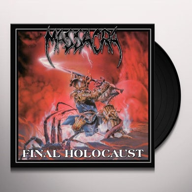 FINAL HOLOCAUST Vinyl Record
