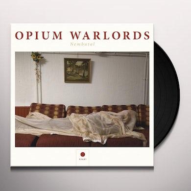 Opium Warlords NEMBUTAL Vinyl Record