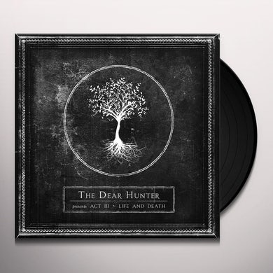 The Dear Hunter Act Iii Life And Death Vinyl Record