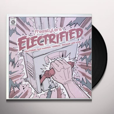 Freestylers ELECTRIFIED Vinyl Record