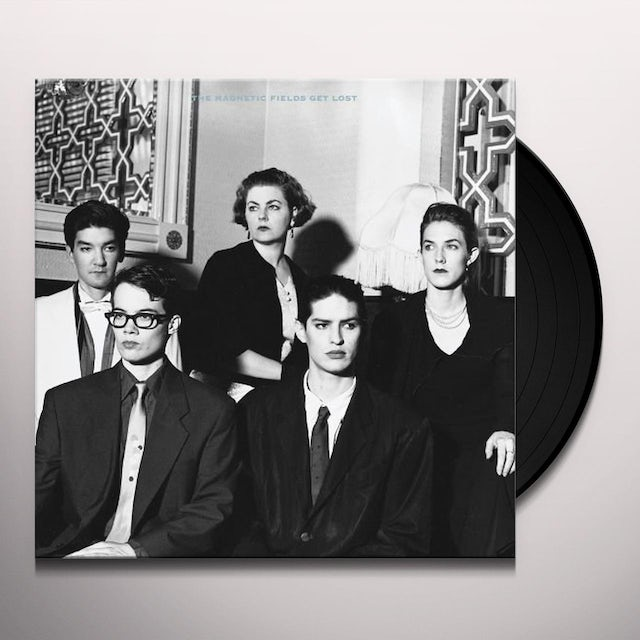 The Magnetic Fields GET LOST Vinyl Record