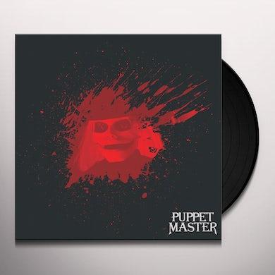 Richard Band PUPPET MASTER Vinyl Record