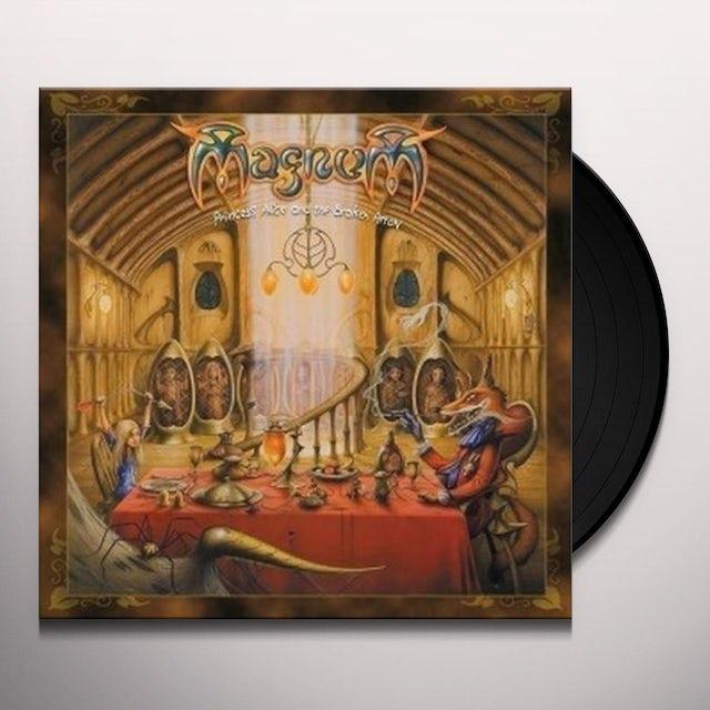 Magnum PRINCESS ALICE & THE BROKEN ARROW Vinyl Record