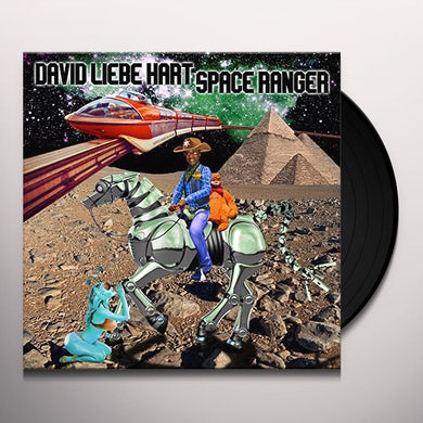 David Leibe Hart SPACE RANGER Vinyl Record