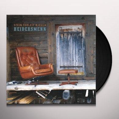 Stein Torleif Bjella HEIDERSMENN Vinyl Record