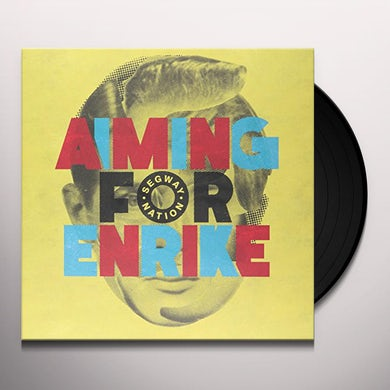 Aiming for Enrike SEGWAY NATION Vinyl Record