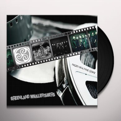 Greenland Whalefishers BASED ON A TRUE STORY Vinyl Record