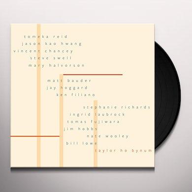 Taylor Ho Bynum ENTER THE PLUSTET Vinyl Record