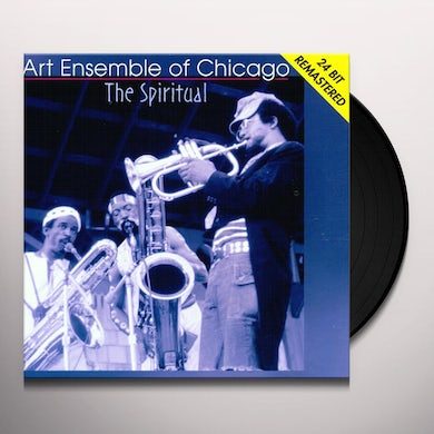 Art Ensemble Of Chicago THE SPIRITUAL Vinyl Record