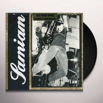 Samiam I AM Vinyl Record