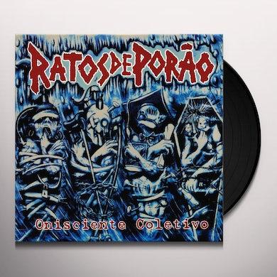 Ratos De Porao ONISCIENTE COLETIVO Vinyl Record