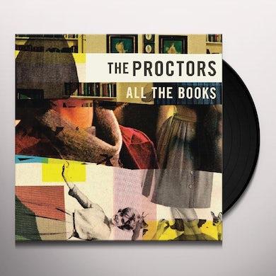 Proctors ALL THE BOOKS Vinyl Record