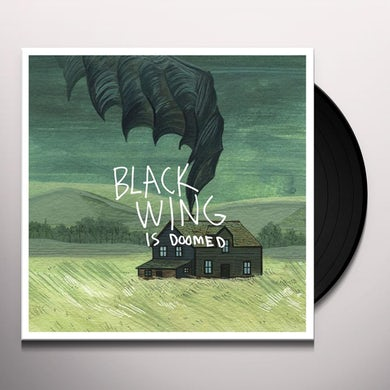 BLACK WING IS DOOMED Vinyl Record