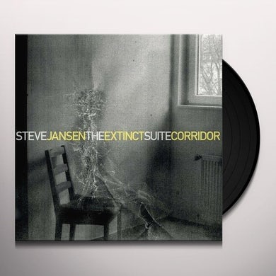 Steve Jansen EXTINCT SUITE / CORRIDOR Vinyl Record