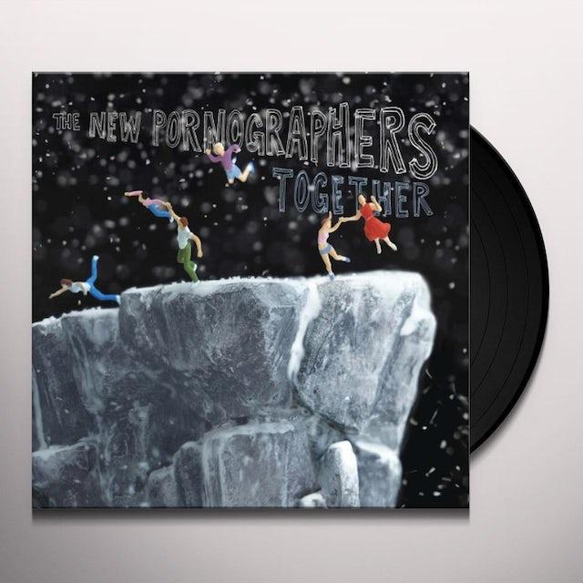 The New Pornographers TOGETHER Vinyl Record