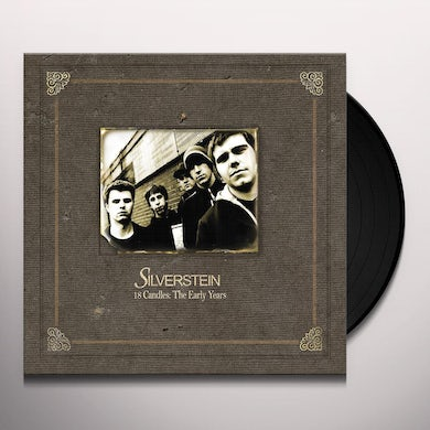 Silverstein 18 Candles: The Early Years (2 LP) Vinyl Record