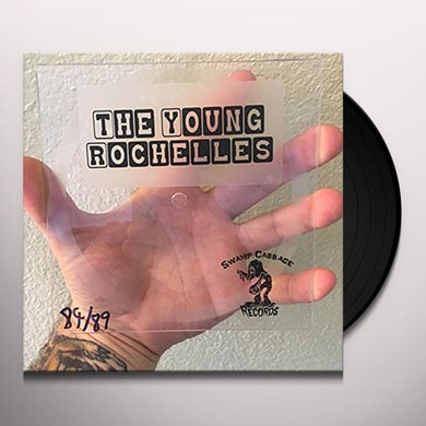 Young Rochelles GOTTA KEEP YOU ALIVE / IF I WERE A VEGAN Vinyl Record