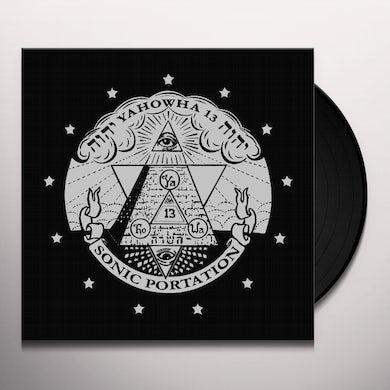Yahowha 13 SONIC PORTATION Vinyl Record