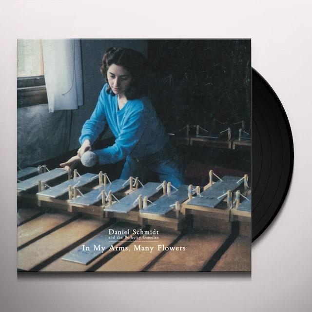 Daniel Schmidt IN MY ARMS MANY FLOWERS Vinyl Record