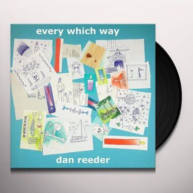 Dan Reeder EVERY WHICH WAY Vinyl Record