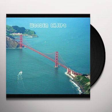 Wooden Shjips West (Orange Vinyl) Vinyl Record