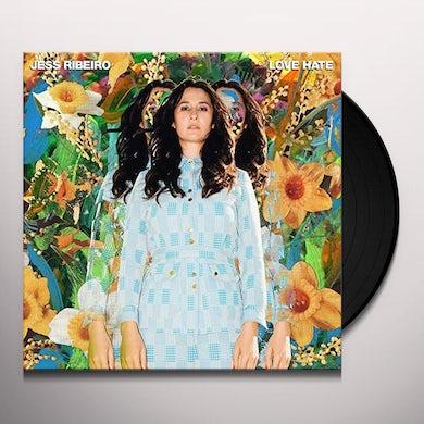 Jess Ribeiro LOVE HATE Vinyl Record