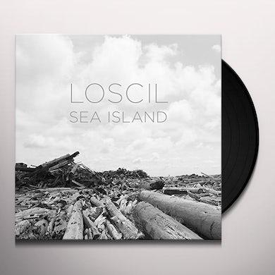 Loscil SEAS IS ISLAND Vinyl Record