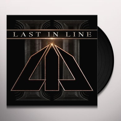 Last In Line II Vinyl Record