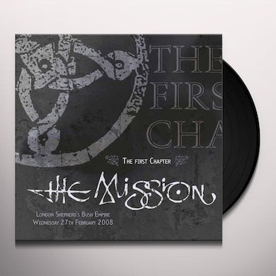 The Mission FIRST CHAPTER Vinyl Record