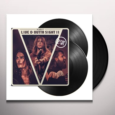 LIVE & OUTTA SIGHT II Vinyl Record