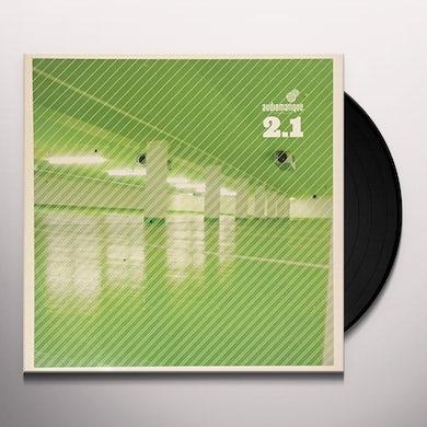 Adultnapper AUDIOMATIQUE 2.1 Vinyl Record