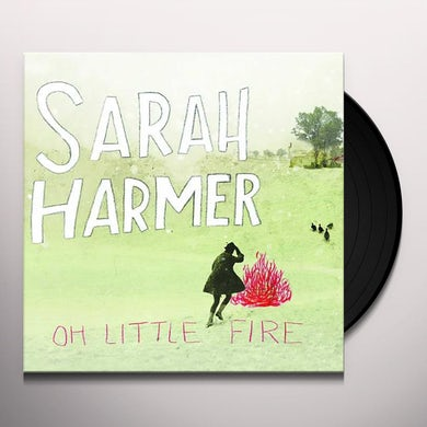 OH LITTLE FIRE Vinyl Record