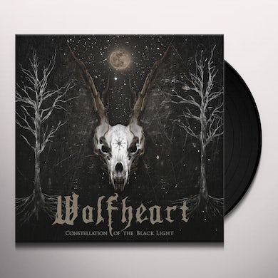 Wolfheart CONSTELLATION OF THE BLACK LIGHT Vinyl Record