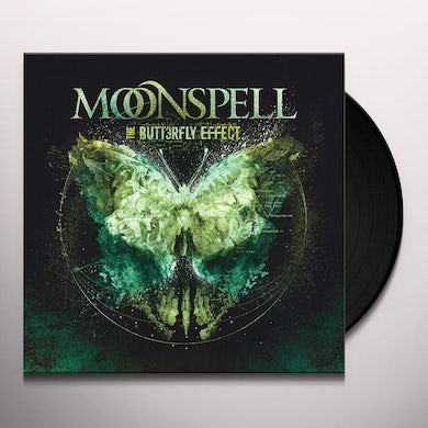 Moonspell The Butterfly Effect Vinyl Record