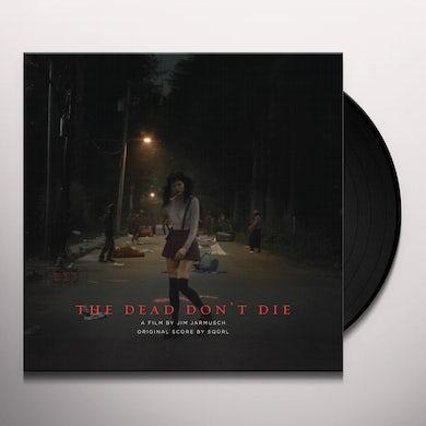 Squrl THE DEAD DON'T DIE / Original Soundtrack Vinyl Record