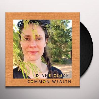 Diane Cluck COMMON WEALTH Vinyl Record
