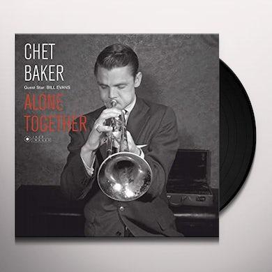 Chet Baker ALONE TOGETHER Vinyl Record - 180 Gram Pressing