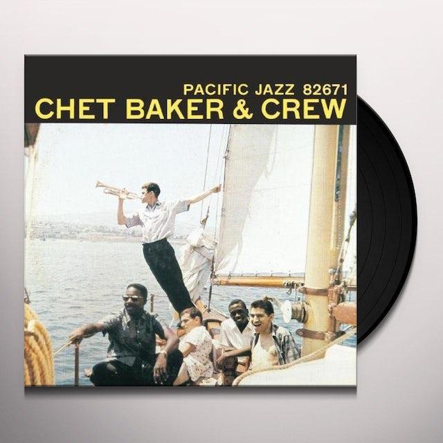 Chet Baker CREW Vinyl Record