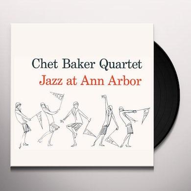Chet Baker JAZZ AT ANN ARBOR Vinyl Record