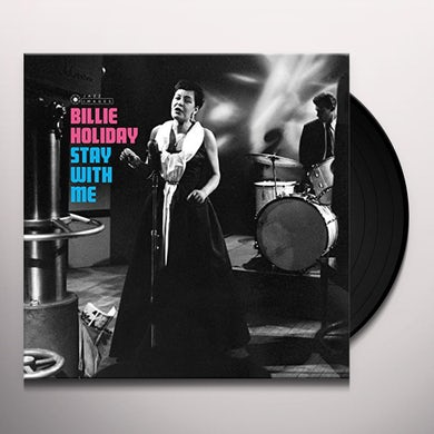 Billie Holiday STAY WITH ME Vinyl Record